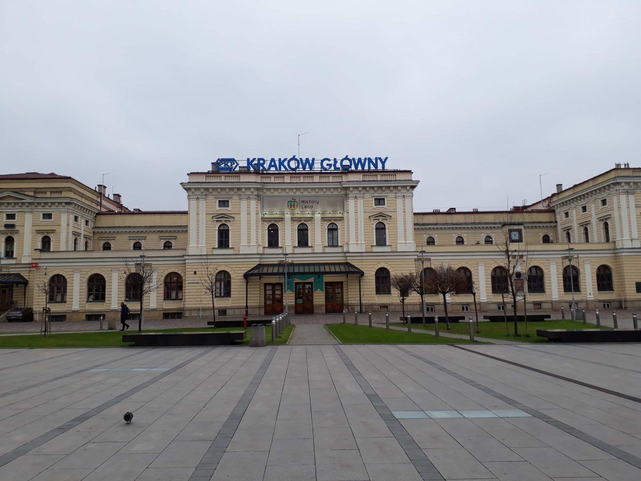 Kraków Główny old station
