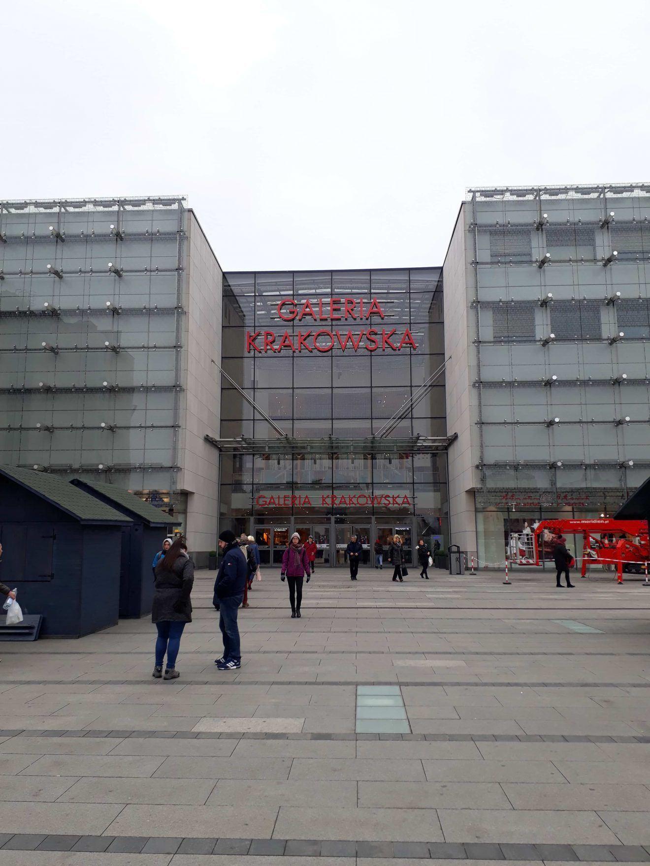 Kraków Główny train station