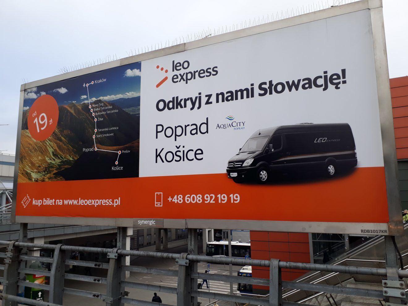 Kraków Bus Station