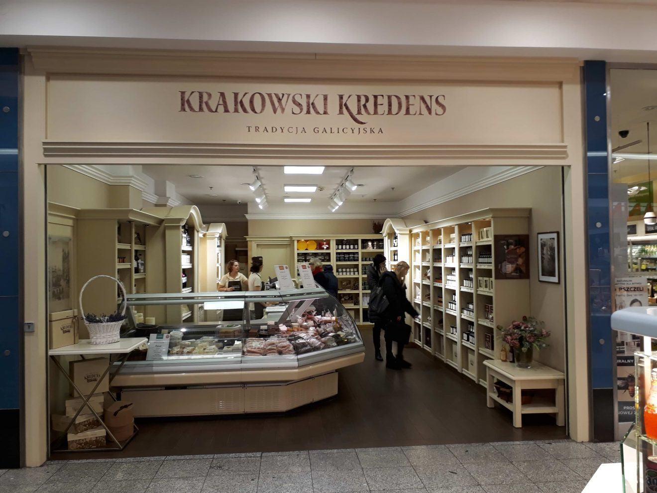 Krakow Glowny Krakowski Kredens