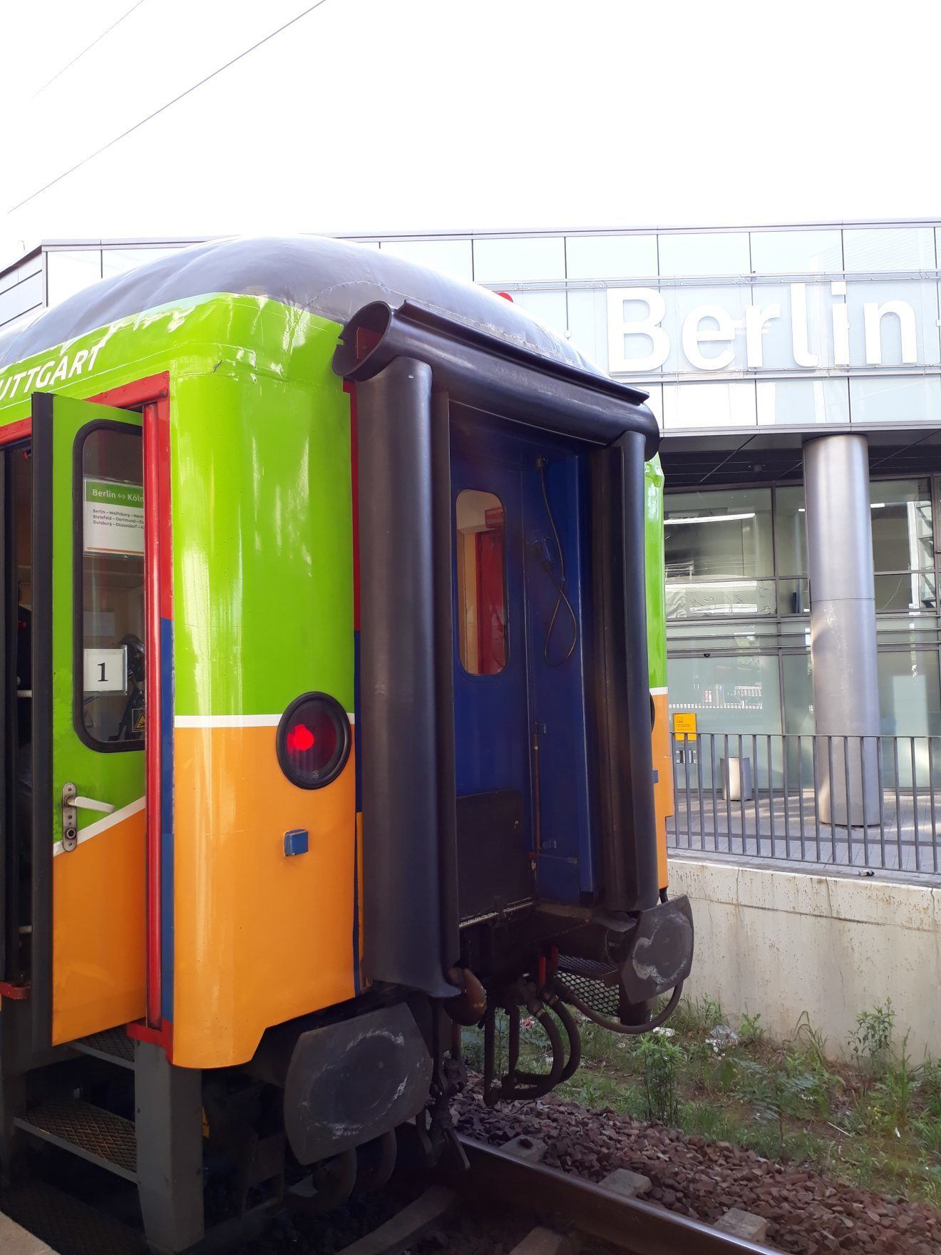 Flixtrain Berlin
