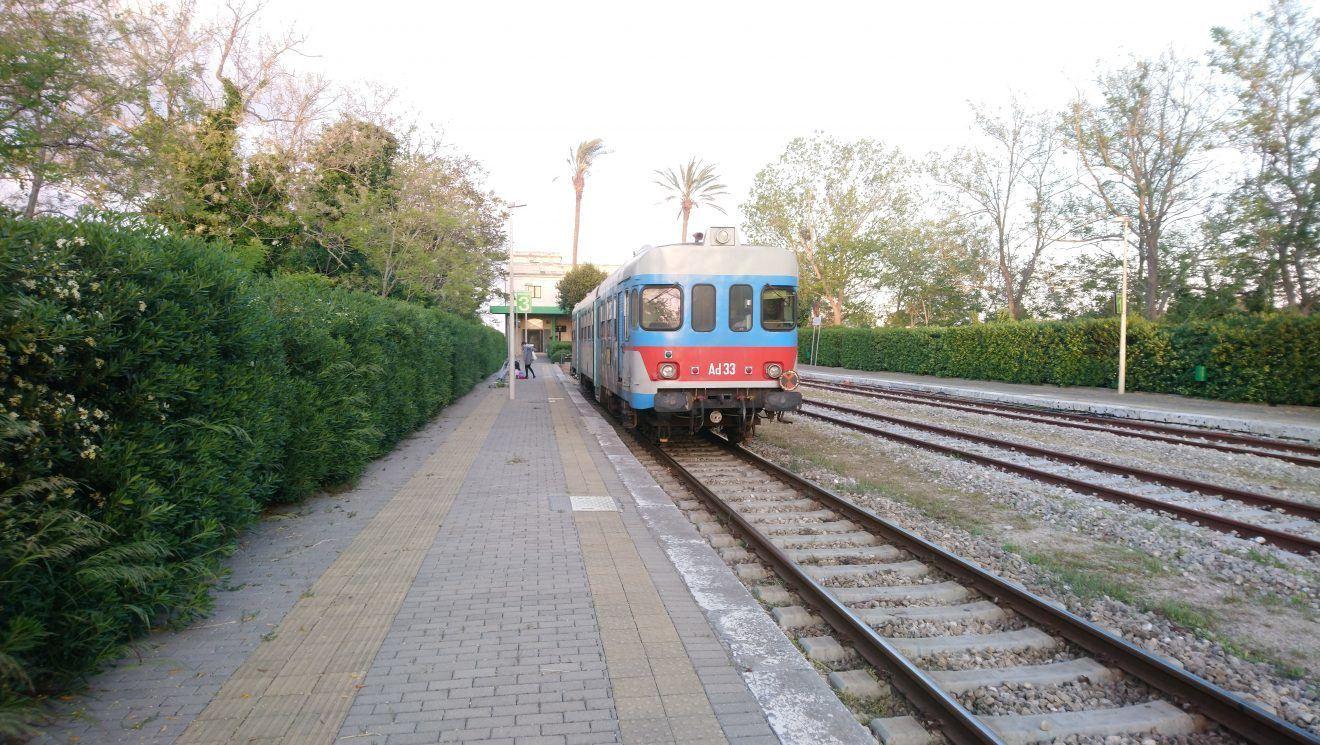 Local train tickets italy