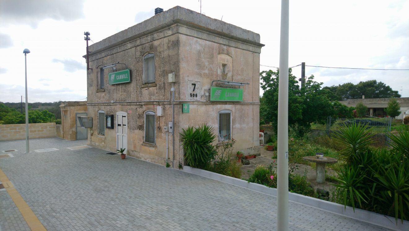 Italian local trains