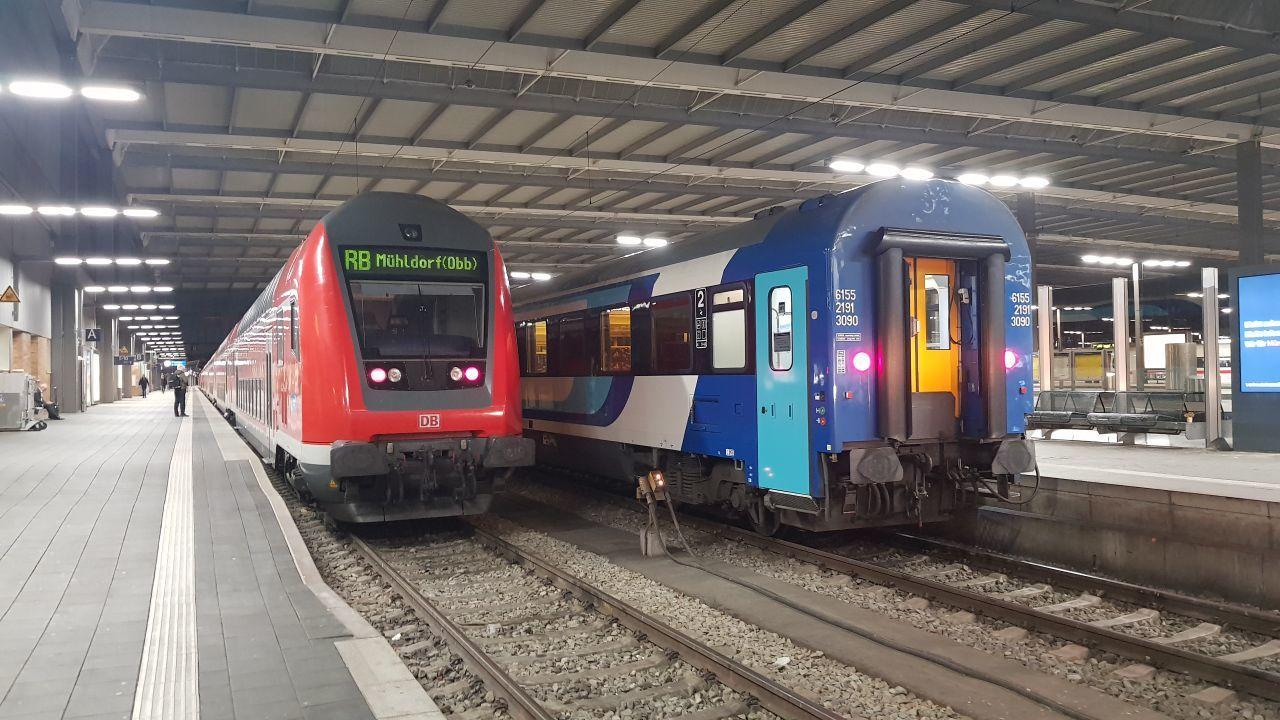Corona trains
