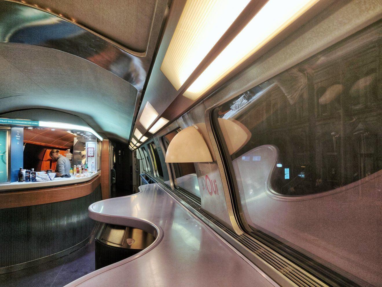 SNCF Bar