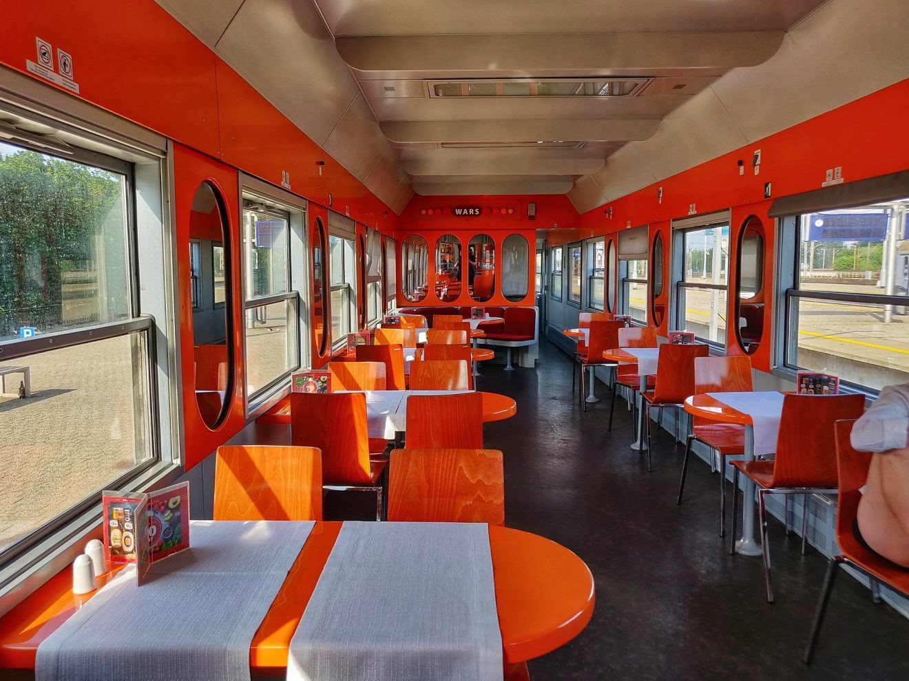 Polish Dining Car